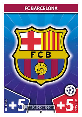 Club Badge (FC Barcelona)