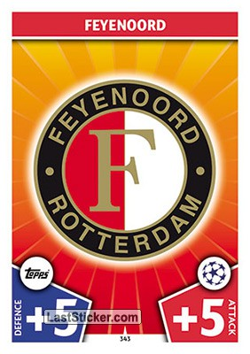 Club Badge (Feyenoord)