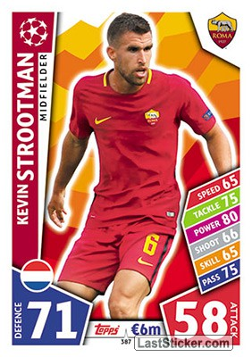 Kevin Strootman (AS Roma)