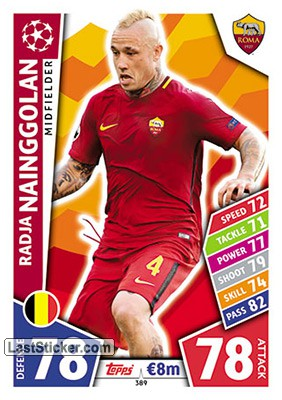 Radja Nainggolan (AS Roma)