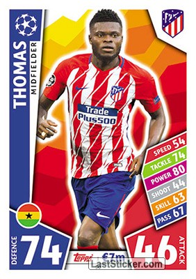 Thomas (Club Atlético de Madrid)