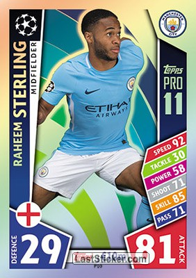 Raheem Sterling (Manchester City FC)