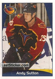 Andy Sutton (Atlanta Thrashers)
