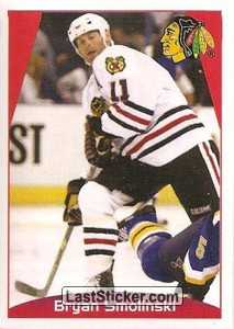 Bryan Smolinski (Chicago Blackhawks)