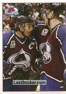 Colorado Avalanche Team (1 of 2) (Colorado Avalanche)