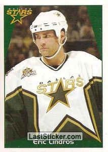 Eric Lindros (Dallas Stars)