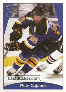 Petr Cajanek (St. Louis Blues)