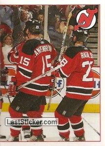 New Jersey Devils Team (2 of 2) (New Jersey Devils)