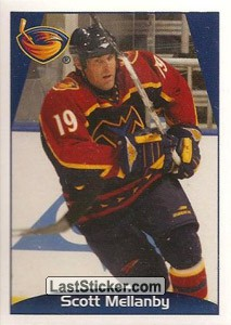 Scott Mellanby (Atlanta Thrashers)