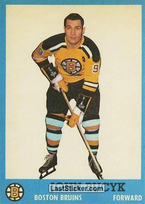 John Bucyk (Boston Bruins)