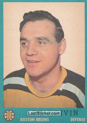 Leo Boivin (Boston Bruins)