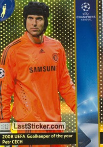Cech (Goalkeeper of the year)