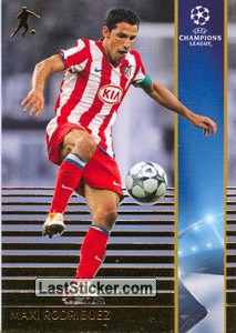 Maxi Rodrigues (Club Atletico De Madrid)