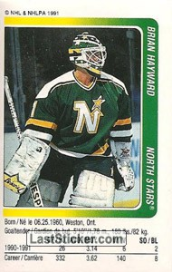 Brian Hayward (Minnesota North Stars)