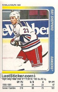 Ray Sheppard (New York Rangers)