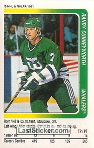 Randy Cunneyworth (Hartford Whalers)