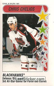 Chris Chelios (NHL All-Star Game)