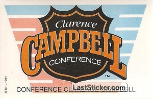 Clarence Campbell Conference Logo (Conference Logo)