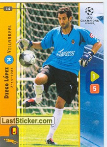 Diego Lopez (Goalkeepers)
