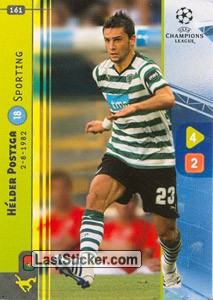 Helder Postiga (Forwards)