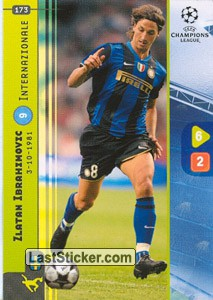 Ibrahimovic (Forwards)