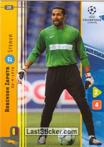 Zapata (Goalkeepers)