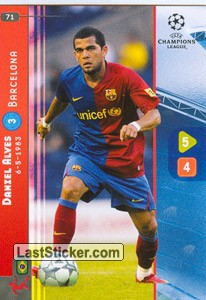 Daniel Alves (Defenders)