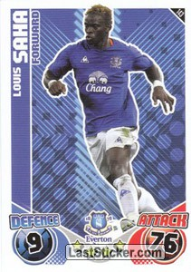 Louis Saha (Everton)