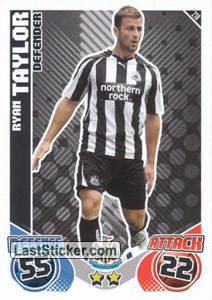 Ryan Taylor (Newcastle)