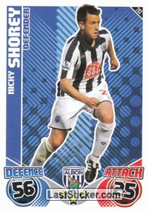 Nicky Shorey (West Bromwich)