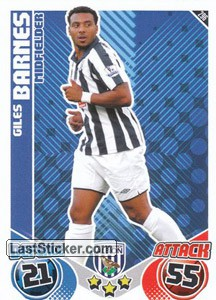 Giles Barnes (West Bromwich)