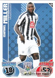 Ishmael Miller (West Bromwich)