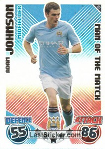 Adam Johnson (Manchester City)
