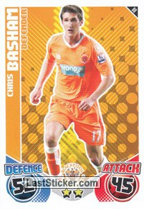 Chris Basham (Blackpool)