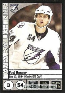 Paul Ranger (Tampa Bay Lightning)