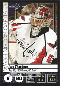 Jose Theodore (Washington Capitals)