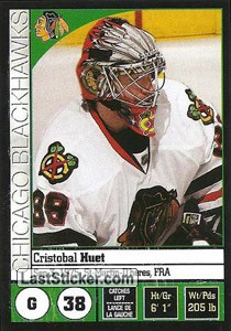 Cristobal Huet (Chicago Blackhawks)