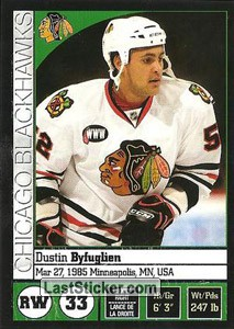 Dustin Byfuglien (Chicago Blackhawks)