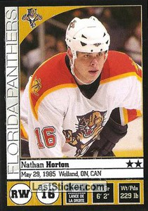 Nathan Horton (Florida Panthers)