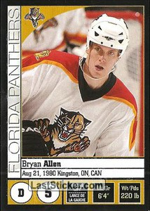Bryan Allen (Florida Panthers)