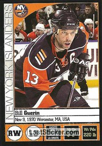 Bill Guerin (New York Islanders)