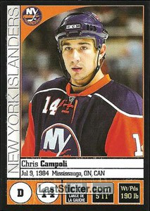 Chris Campoli (New York Islanders)