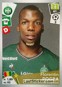 Florentin Pogba (AS Saint-Étienne)