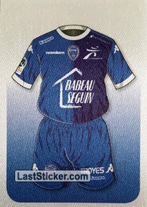 Allez L'estac! (Uniforme) (ESTAC Troyes)