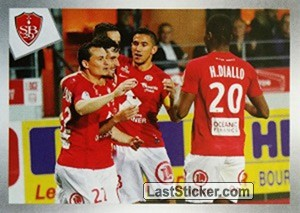 Action Stade Brestois 29 (Ligue 2)