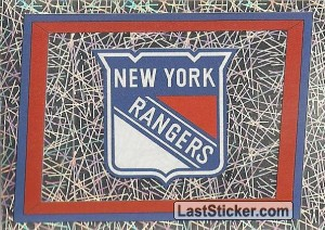 New York Rangers Logo (New York Rangers)