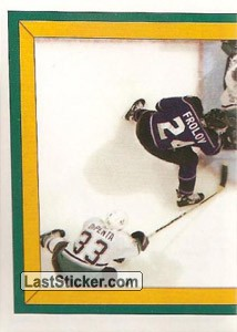Action Photo (1 of 2) (Mighty Ducks of Anaheim)