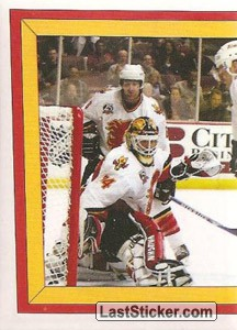 Action Photo (1 of 2) (Calgary Flames)
