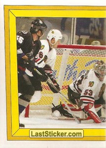 Action Photo (1 of 2) (Chicago Blackhawks)
