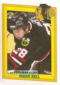 Mark Bell (Chicago Blackhawks)